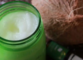 Coconut Lime Scrub from The Coconut Mama