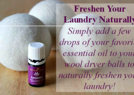 How To Use Lavender Essential Oil: Freshen Your Laundry Naturally!