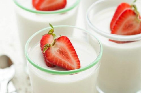 Coconut Panna Cotta (Dairy Free, Gaps, Paleo, Grain-Free) from The Coconut Mama