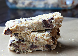 Homemade Granola Bars by The Coconut Mama