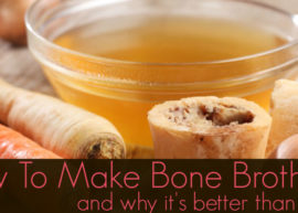 How to make a good bone broth and why it's better than Tums! | The Coconut Mama