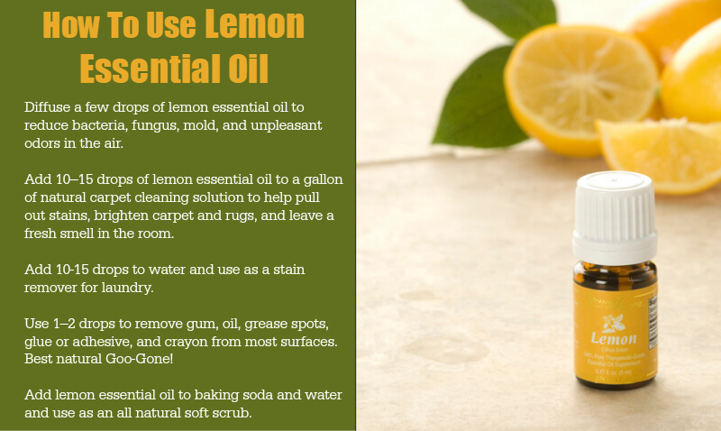 Lemon Oil Images