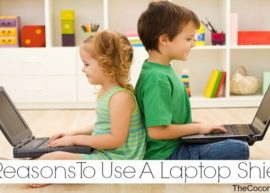 3 Reasons To Use A Laptop Shield from The Coconut Mama