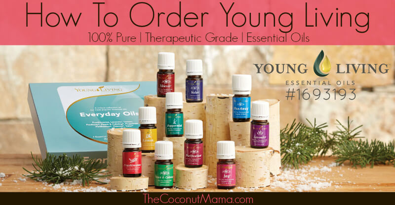 Young Living Essential Oils #1693193